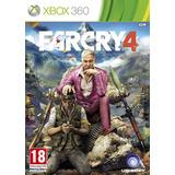 Juego Xbox 360 Farcry 4