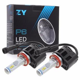 Lampada De Super Led H11 Farol 110w