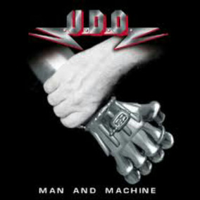 Udo - Man And Machine A0138