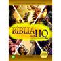 Bíblia Em Hq - História Em Quadrinhos Capa Dura (bônus Dvd)