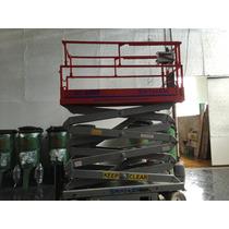 Elevador De Tijera Electrico Sky Jack Sjiii3226 2012