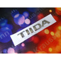 Nissan Tiida, Logo Emblema Cromado