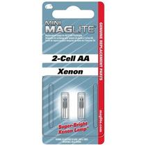 Cartela C/ 2 Lâmpadas Maglite Mini M2a Xenon