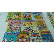 10 Revistas Turma Da Mônica Gibis E Para Colorir Kit 6