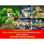Ben 10 Alien Force Vilgax Attacks Play 2 (kit 4 Jogos Ps2