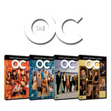 Dvd The Oc Um Estranho No Paraíso - Série Completa