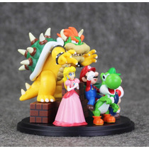 Super Mario Bros Bowser Set