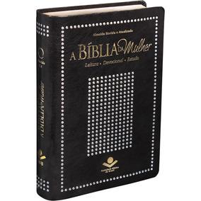 Bíblia De Estudo Da Mulher Média Ra Leitura Devocional