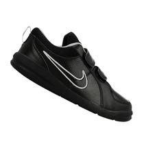 Tênis Nike Infantil Menino Pico 4ps Masculino Preto Original