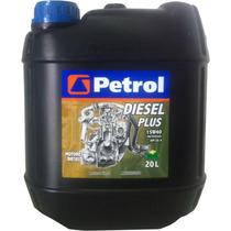 Óleo Petrol 15w40 Cg-4 Mineral Diesel Plus 20 Litros