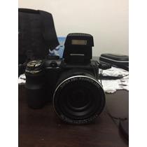 Câmera Digital Fujifilm S3300 Preta C/ 14mp