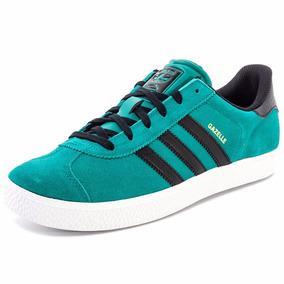 Tenis adidas Gazelle 2j Wome Trainers Modelo: S74757