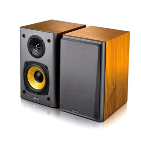 R1000t4 Madeira Edifier Par Monitor De Referência 24w Áudio