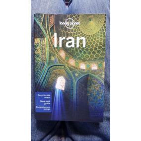 Guia De Viagem Lonely Planet Iran / Irã 373pgs Inglês Novo