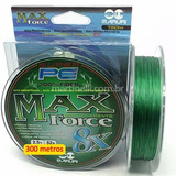 Linha Multifilamento 8x 0.20 Mm Max Force 300 Metros ()