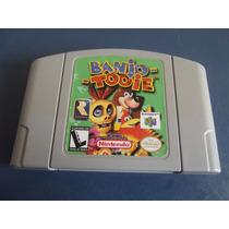 Banjo Tooie Original Para Nintendo 64