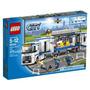 Juguete Lego City Police Unidad Móvil De Policía