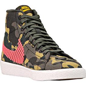 Botitas Wmns Nike Blazer Mid Jcrd Prm Urbanas 807382-201