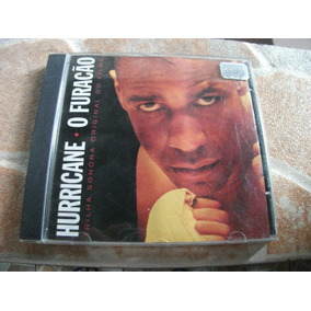 Cd - Hurricane O Furacao Trilha Sonora Do Filme