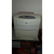 Impressora Hp Colorida Laserjet 5550dn Tamanho A3 E A4