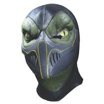 Mascara Reptile Mortal Kombat P/ Halloween Disfraces