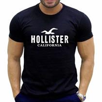 Camiseta Hollister Califórnia -alta Qualidade- Promoção !!!