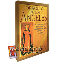 Oraculo De Los Angeles / Ambika Wauters / Libro Y Cartas