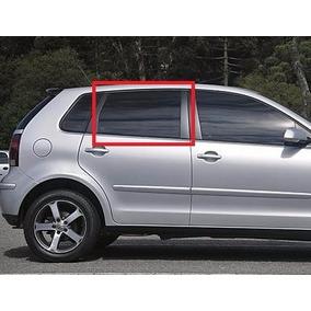Vidro Porta Polo Traseira Direita Hatch E Sedan 2003 A 2015