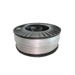 Alambre De Aluminio Sf16awg500 Cercas Electrificadas Cal 16