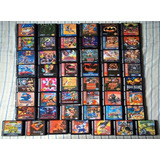 Cartuchos Jogos Para Sega Mega Drive Genesis Tectoy Diversos