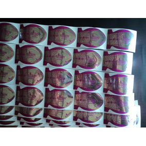100 Sticker Ezflow Moldes Esculpir Uñas Acrilicas/gel