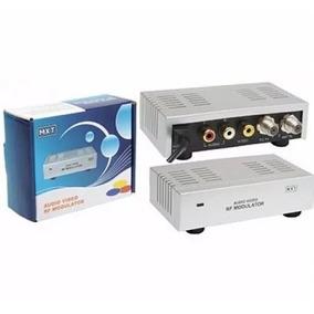 Mini Modulador De Rf Mxt Bivolt Automatico