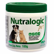 Nutralogic Pet Suplemento Vitamínico Vetnil 100g Animais