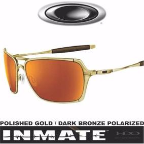 2d5606970283d Oculos De Sol Oakley Inmate Lentes Polarizadas - Óculos no Mercado ...