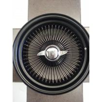 Rin 18 De Rayos Univer Chev Ford Toyota Negro