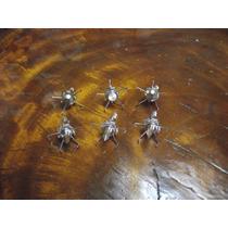 Juego De 6 Puntas De Caceria Para Flechas (presas Pequeñas)