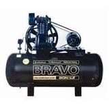 Schulz Compresor Bravo Trif.5hp 200lt