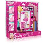 Tablero De Diseño Barbie - Cuartito Azul - Original Intek