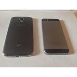 Iphone 5s 16gb E Samsung Galaxy S4