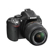 Nikon D5200 Kit 18-55mm + Sd 16gb Clase 10 Factura Garantia