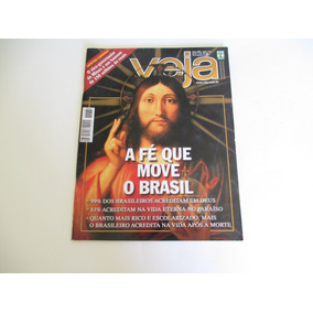 Veja- A Fé Move O Brasil- Paraíso- Vida Após A Morte- Deus