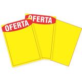 Cartaz De Oferta / Promoções - 46x64cm - 100 Unidades