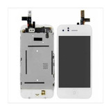 Display Lcd Com Tela Vidro Touch Apple Iphone 3g Branca