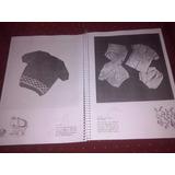 Libro De Tejido A Máquina. La Moda Knittax. Bebes Y Niños