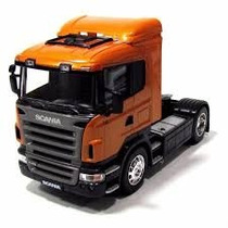 Scania R470 Welly Miniatura 1:32