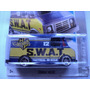 Hot Wheels Furgão Swat S.w.a.t.combat Medic Metal 1/64 7 Cm
