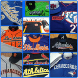 Uniformes Para Beisbol