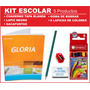 Kit Set Utiles Escolares 5 Productos Economico Primaria Souv