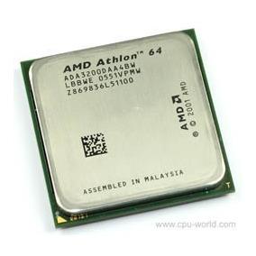 Processador Amd Athlon 64 3200 - 3200daa4bw