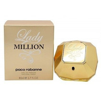 Perfume Lady Million Edp. 80ml - 100% Original.